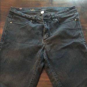 Black Lauren Conrad Jeans